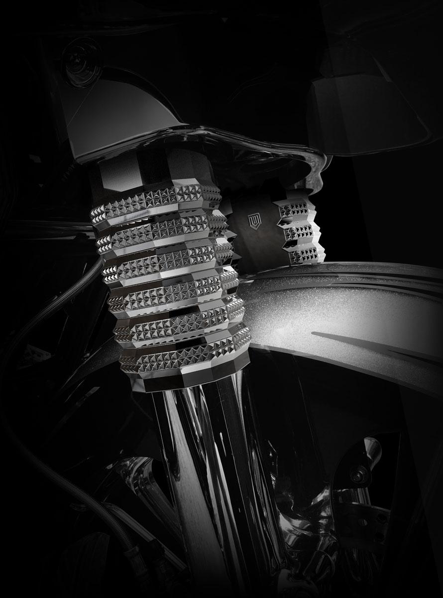 Fork Slider Cover