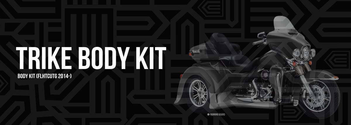 Trike Body Kit